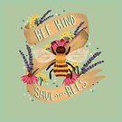 Save the Bees by Rainah Quinn