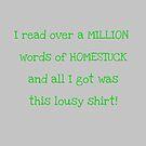 All I Got Was This Fandom Shirt by Jaxyacks