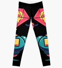 You Should Have Never Gone to Hollywood Leggings