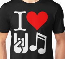 I Love Rock N Roll  Unisex T-Shirt