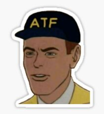 ATF Guy Sticker