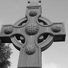 Celtic Cross Gartan Donegal Ireland by mikequigley