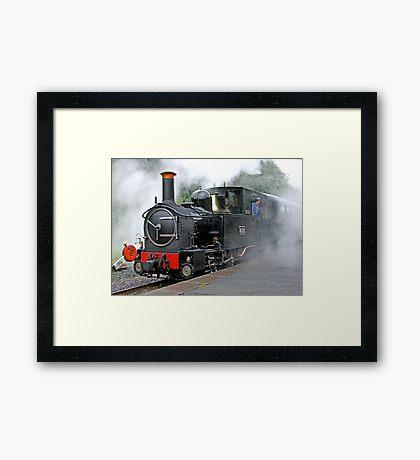 Locomotive 822  Framed Print