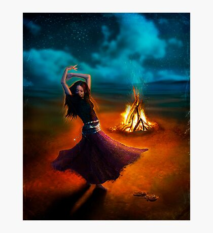 Dance Like a Dervish Photographic Print