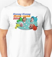 Hungry Hungry Hippo-crites 2016 T-Shirt