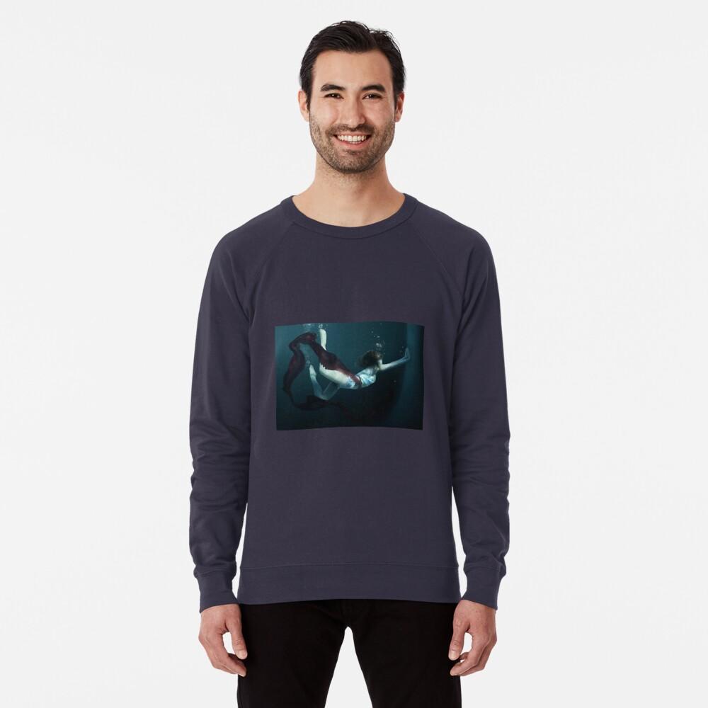 Concrete Cell Lightweight Sweatshirt