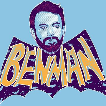 the Benman by petitnicolas