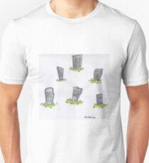 gravestones T-Shirt