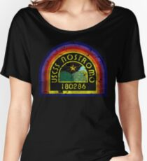 USCSS Nostromo (Alien) Women's Relaxed Fit T-Shirt