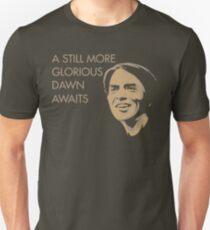 Carl Sagan - A Glorious Dawn T-Shirt