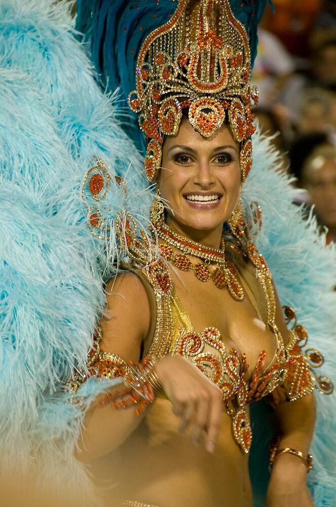 Carnival in Rio III by Quasebart