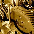 Gears by Ryan Harvey