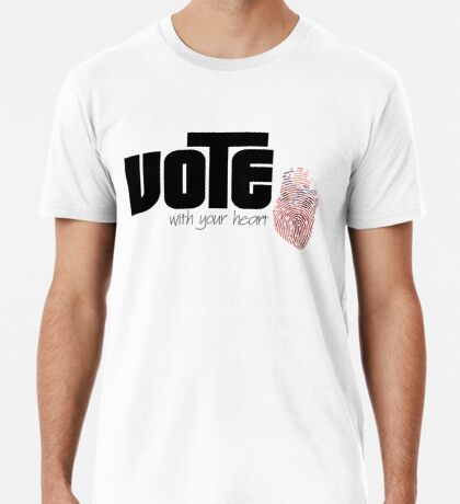 Voting By Conscience Premium T-Shirt