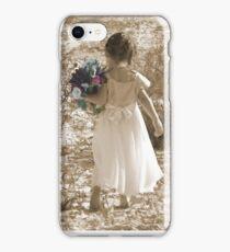 Beach Wedding Bella iPhone Case/Skin