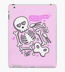 I Fall To Pieces iPad Case/Skin