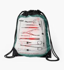 Trust Me I'm a Doctor 2 Drawstring Bag