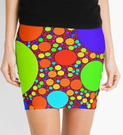 Random Tiling code by Philippe Guglielmetti Mini Skirt