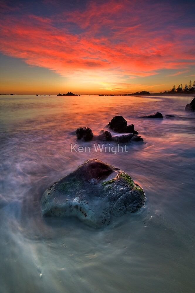 Morning glory by Ken Wright