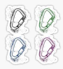 Locking Biner Sticker