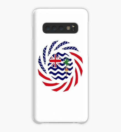 British Indian American Multinational Patriot Series Case/Skin for Samsung Galaxy