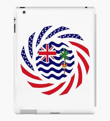 British Indian American Multinational Patriot Series iPad Case/Skin