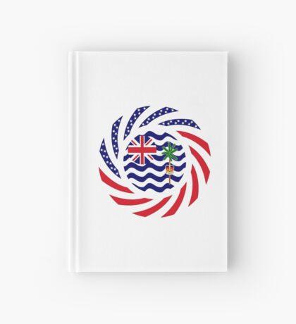 British Indian American Multinational Patriot Series Hardcover Journal
