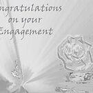 Engagement Congrats card by sarnia2