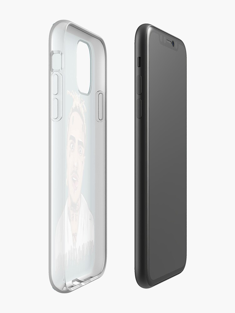 coque apple iphone x noir , Coque iPhone « citrouille », par comachild