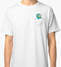 Perry the Platypus Pocket Classic T-Shirt