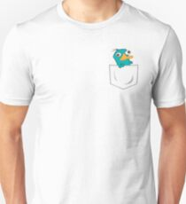 Perry the Platypus Pocket T-Shirt