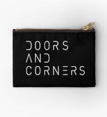 Doors and Corners Zipper Pouch