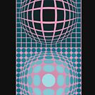 Vasarely Museum # 5 by tudi