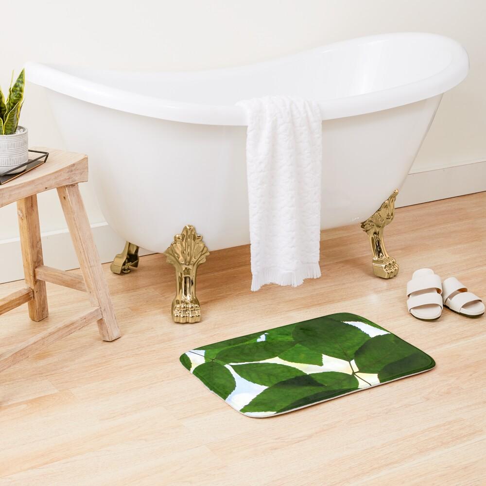 Natural Patterns  Bath Mat