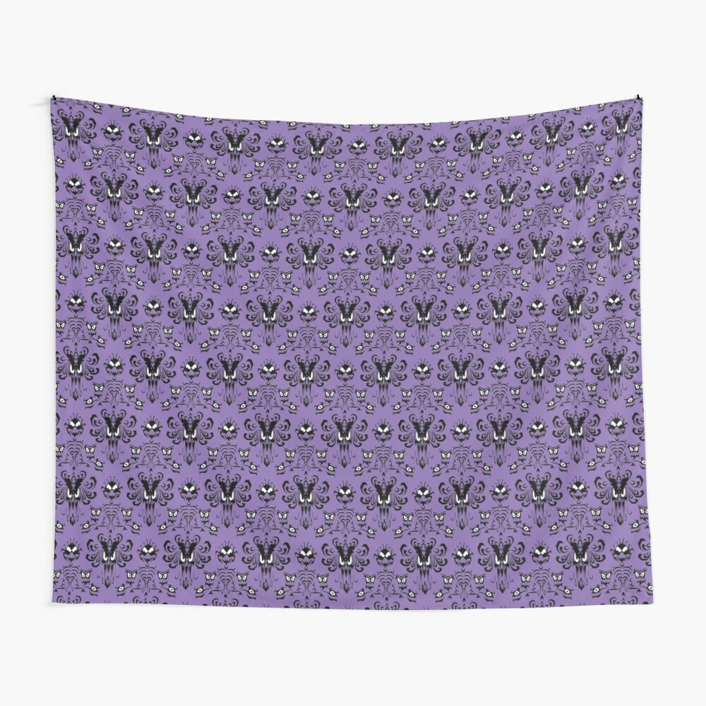 999 Happy Haunts Wall Tapestry