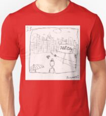 Ted decides to head back to the city T-Shirt