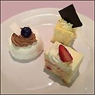 JUST DESSERTS by Shirley Kathan-Sayess