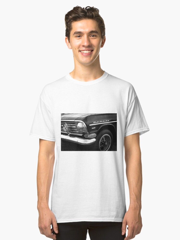 Alternate view of Classic Vintage Vauxhall Cresta Motor Car Classic T-Shirt