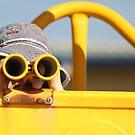 Eye eye me party! by Melissa James