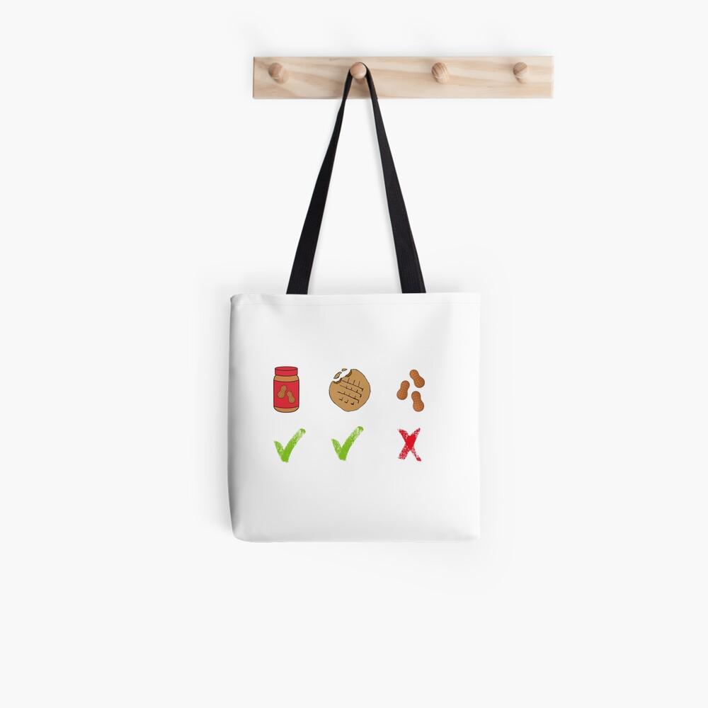 Erdnüsse - Pidge Tote Bag
