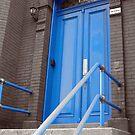 Blue Door by SilverLilyMoon