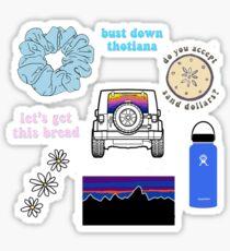 personalisiertes Stickerpack # 2 Sticker