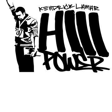 Hiiipower - Kendrick Lamar by swapo