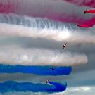 The Red Arrows by Brian Tarr