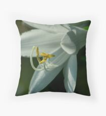 Pistil Throw Pillow