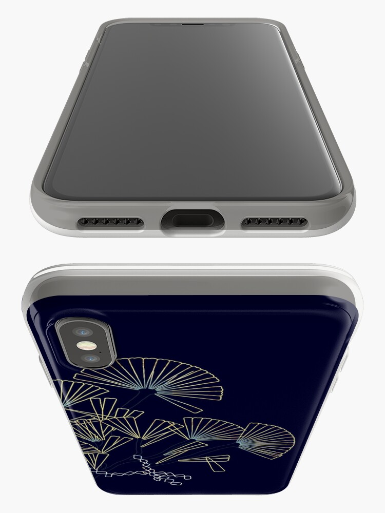 Alternate view of Licmophora - a naive diatom iPhone Case & Cover