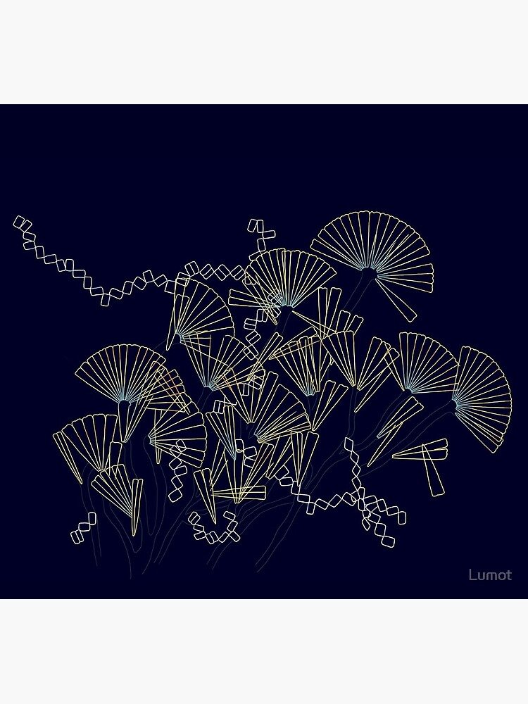 Licmophora - naive diatoms by Lumot