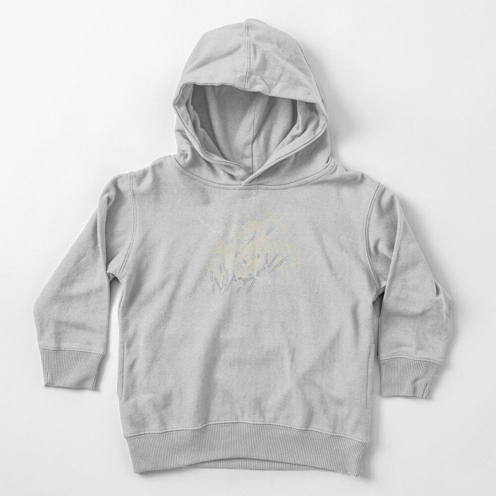 Licmophora - naive diatoms Toddler Pullover Hoodie