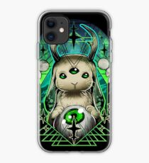 Space Bunny  iPhone Case