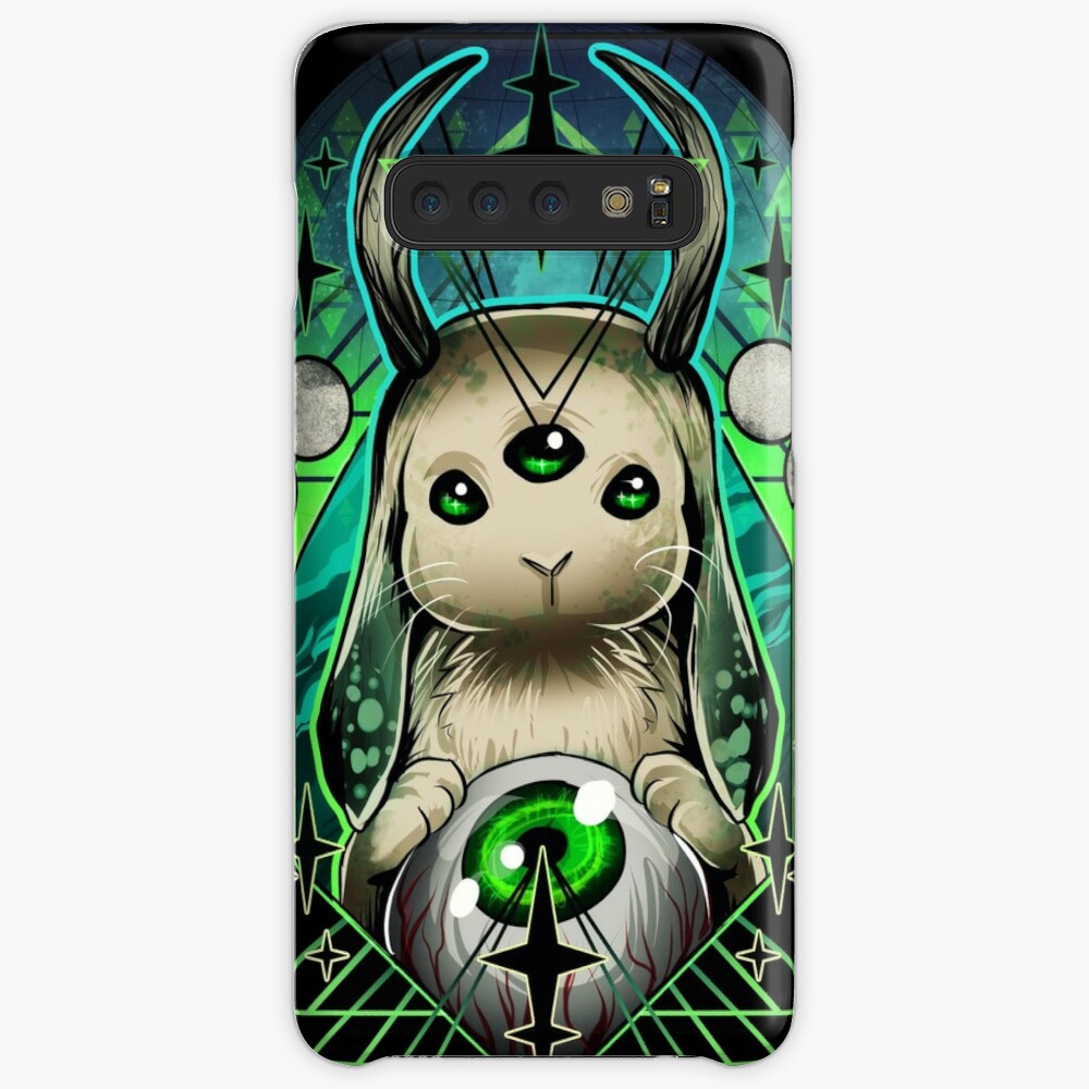 Space Bunny  Case & Skin for Samsung Galaxy