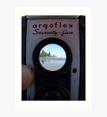 argoflex Seventy-five Art Print